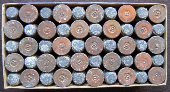 44 Henry Rimfire Cartridges