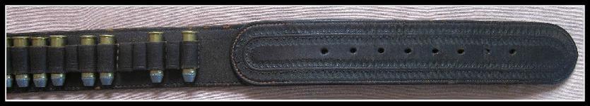Rancheros Vistadores Cartridge Belt pic